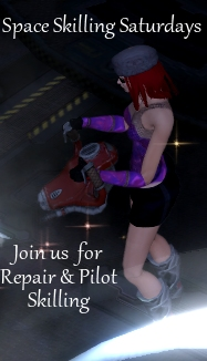 Join us for some pilot and repair skilling